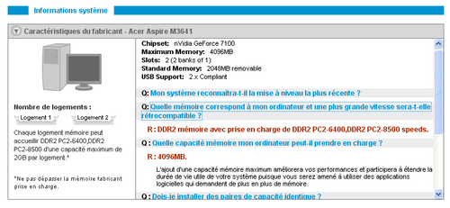 Quelle mémoire vive (Ram) acheter ? Comment l'installer ?