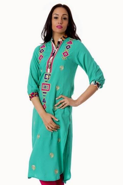 New Trend of Kurti Fashion