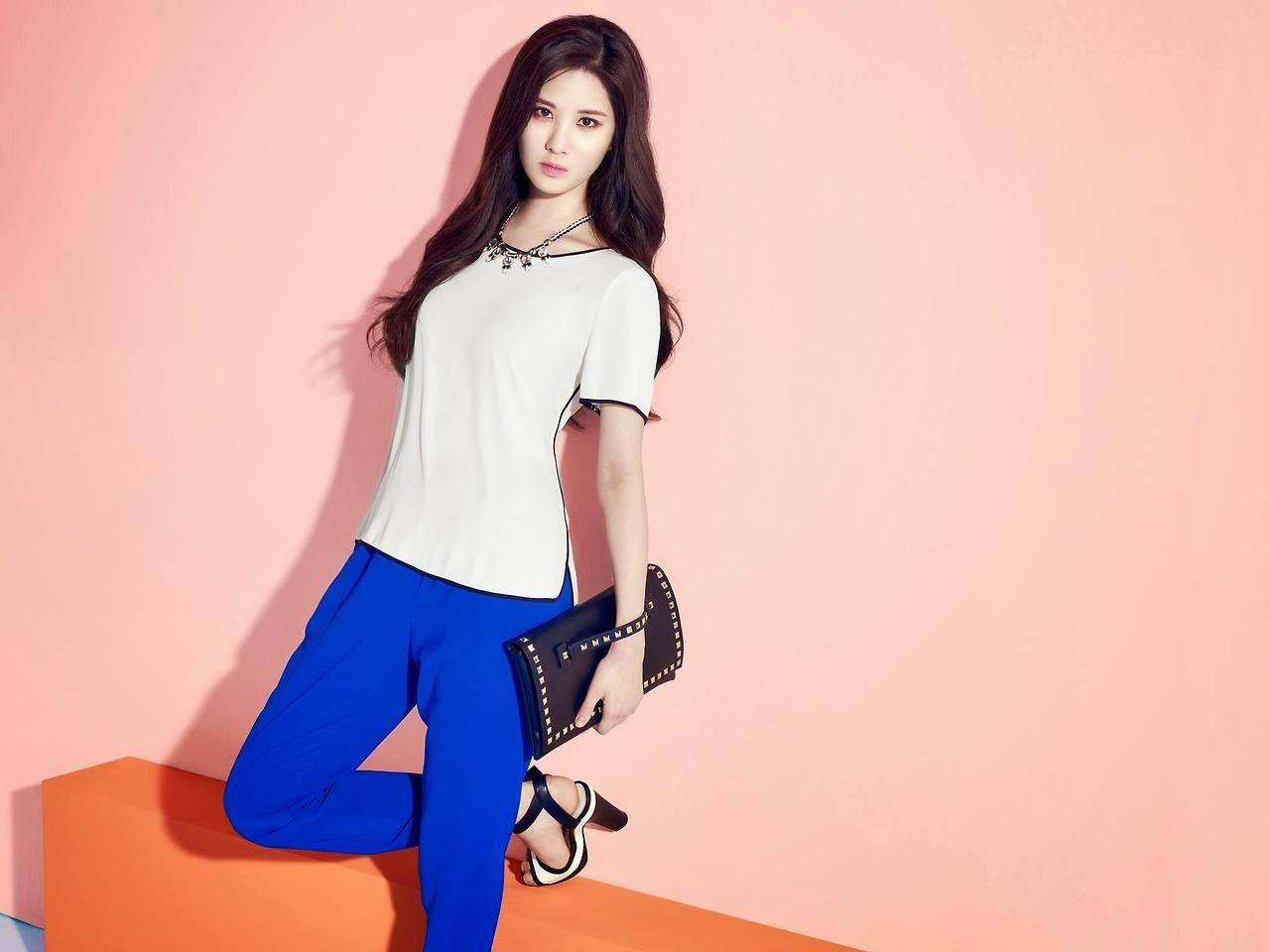 Seohyun SNSD Girls' Generation MIXXO Spring 2014