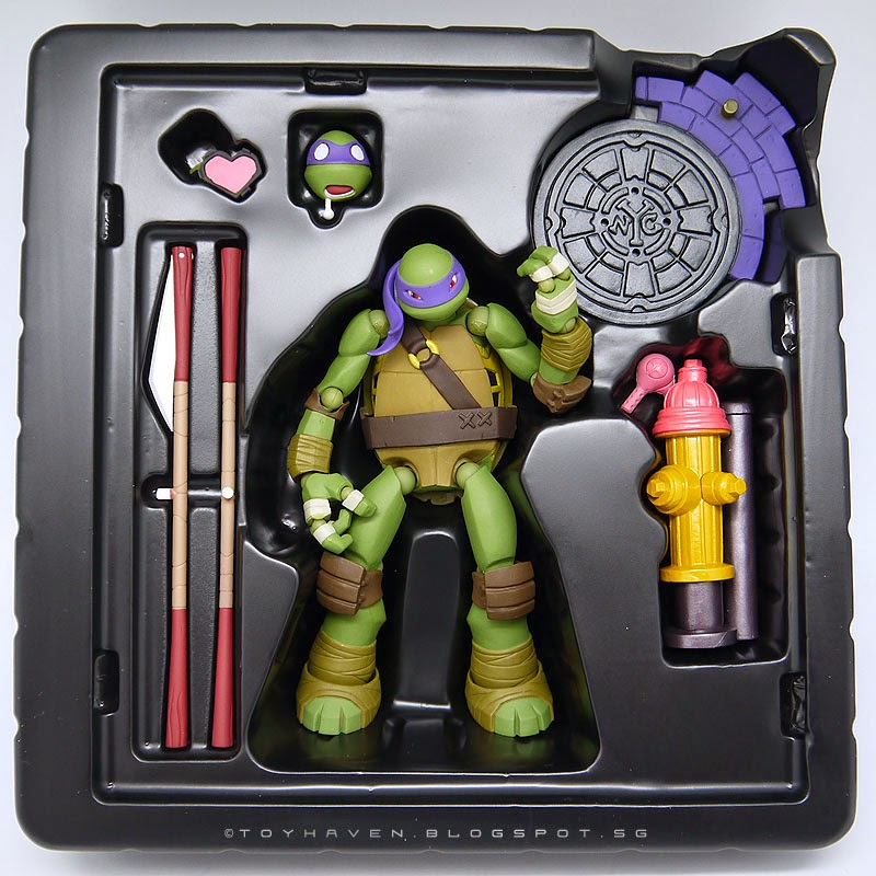 Teenage mutant ninja turtles nickelodeon donatello toy - photo#23