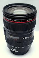 Jual Lensa Canon 24-105 L Bekas