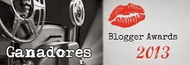 Ganadores Blogger Awards 2013