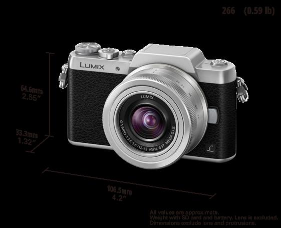 harga Panasonic Lumix GF7