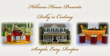 Hibiscus House Presents Dolly is Cooking
