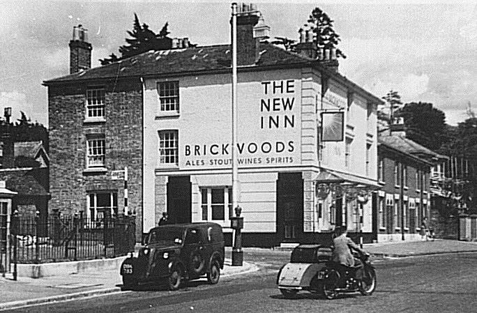 New Inn 1959