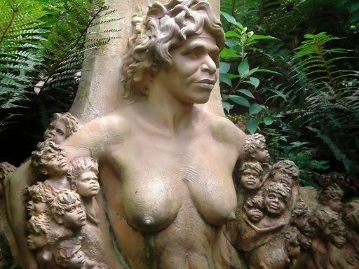 aborigines frauen nackt