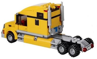 Lego Fast Build Fire Trucks