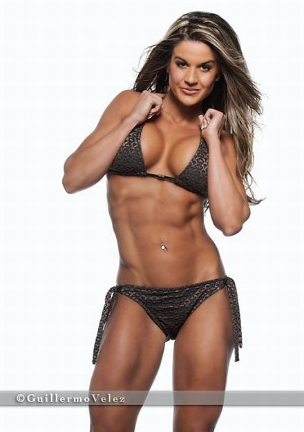 Female Fitness, Figure and Bodybuilder Competitors
