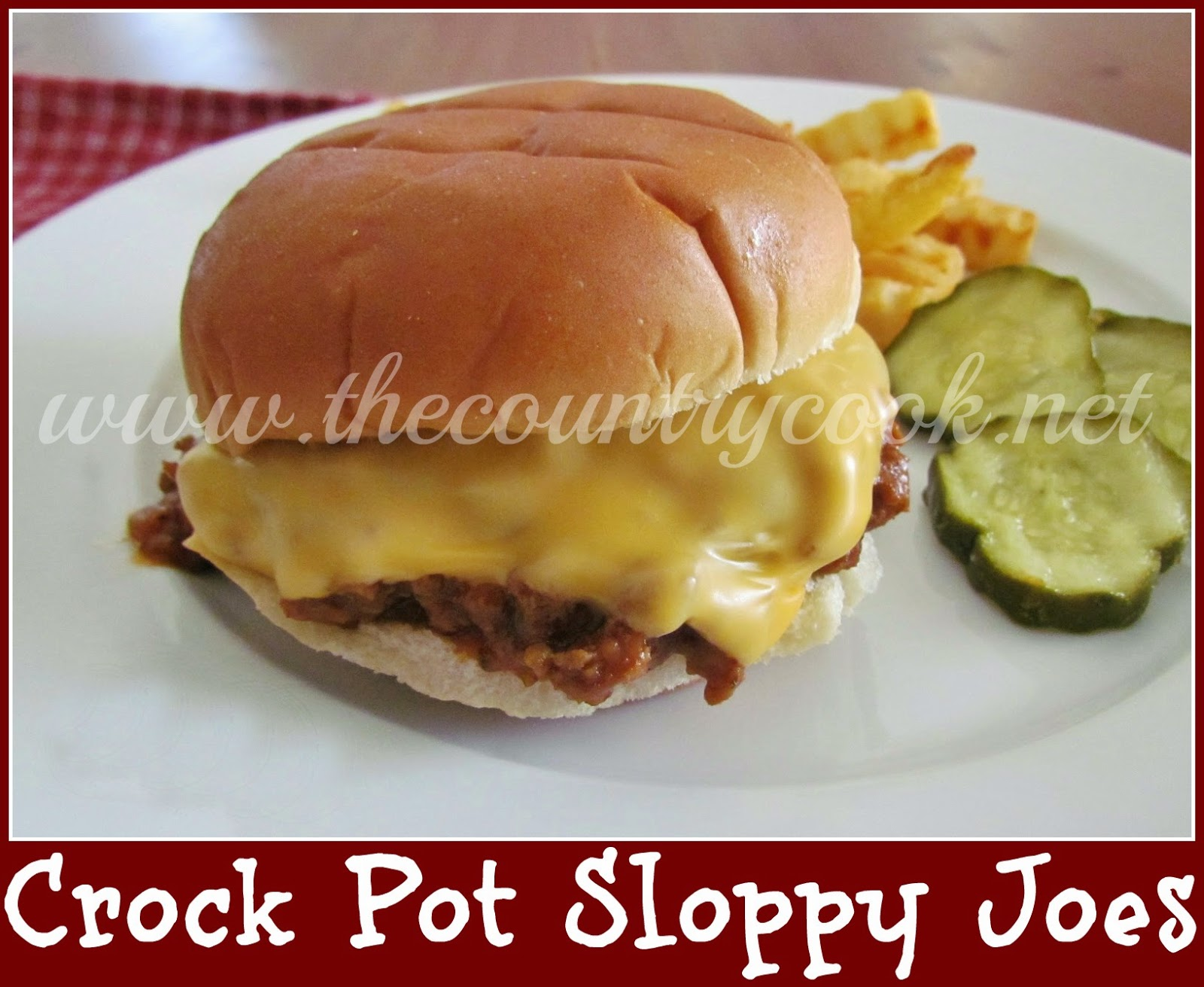 Also, if you are looking for more fun Crock Pot Recipes, be sure to ...