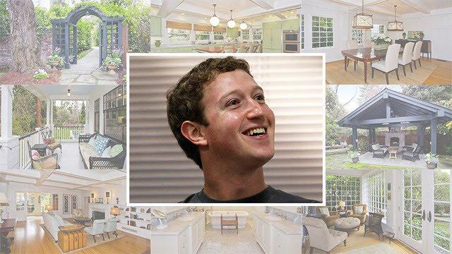 mark zuckerberg house oprah. Mark Zuckerberg, Facebook#39;s