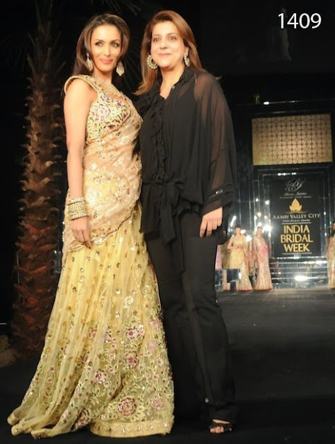 Bollywood Designer Cream Saree