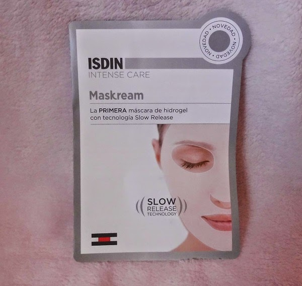 MASKREAM ISDIN ANTIAGING