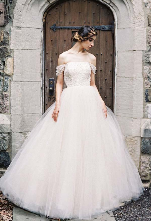 http://www.aislestyle.co.uk/beautiful-beaded-bodice-off-the-shoulder-short-wedding-dress-p-1680.html