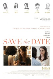 Save the Date (I) Movie poster