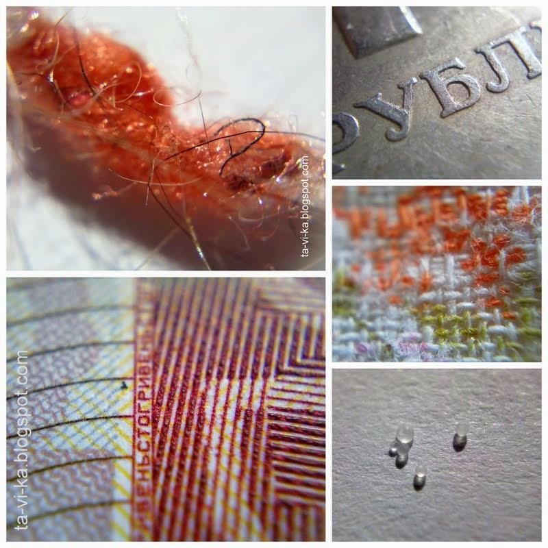 как сделать микроскоп из мобильника