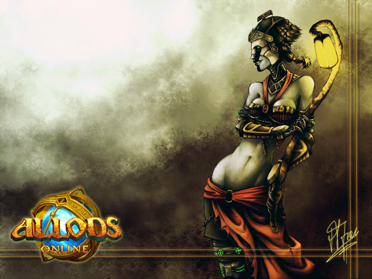 Allods Online Wallpaper screenshot game