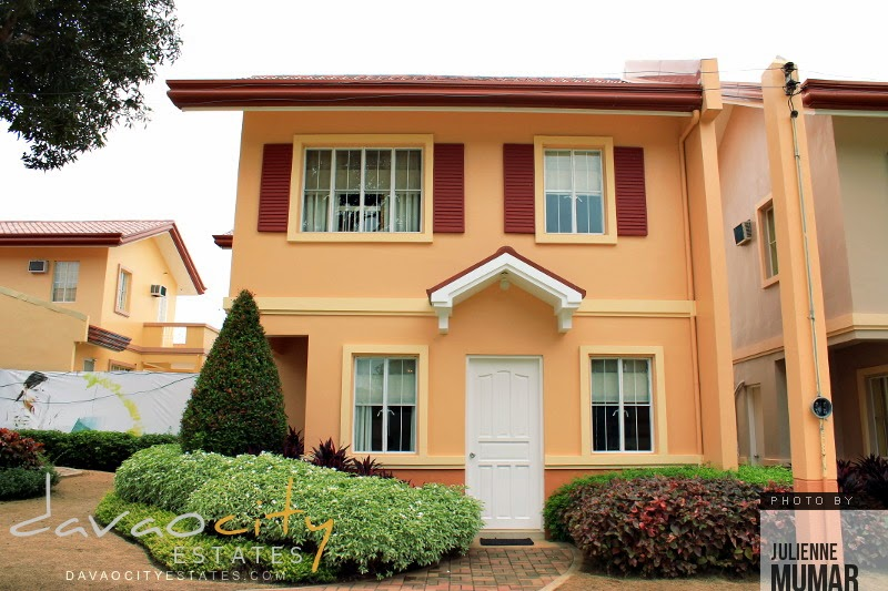 Camella Davao/Cerritos Carmela Model House