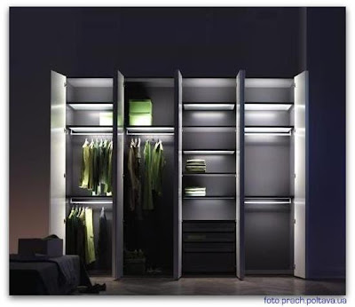 Шкаф модели S07 от фабрики Interluebke, дизайн Kraeling Peter, Heide Rolf