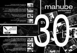 MAHUBE 30th anniversary anthology