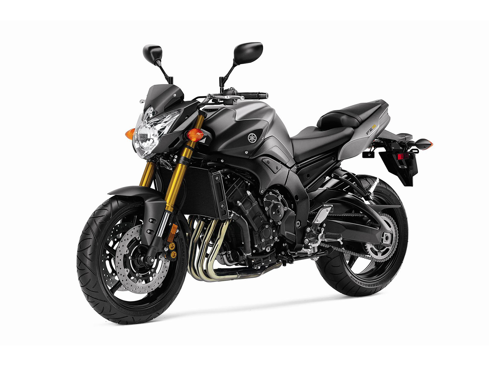 2012 Yamaha FZ8   Sport Cars and Motorcycle News