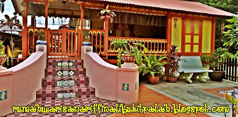 Rumah Warisan Ariffin Ali Bukit Palah