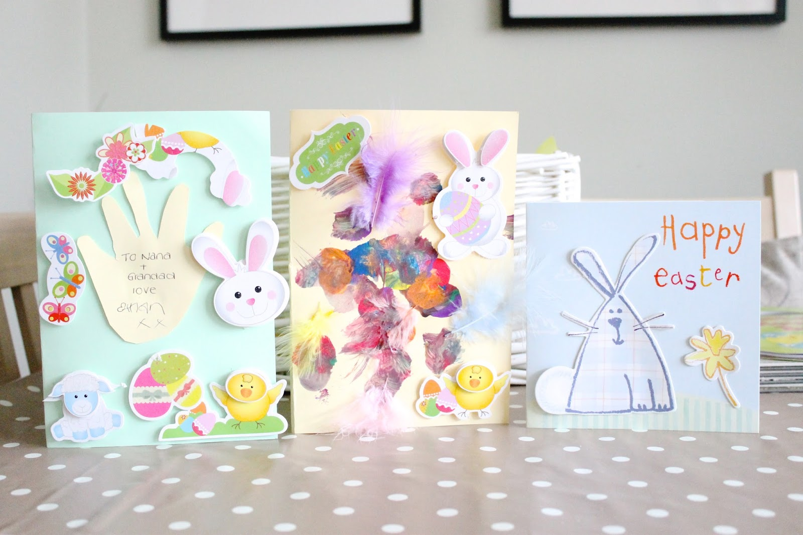 Easter cards, Toddler Eater Cards, Toddler Easter Crafts