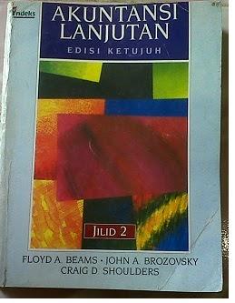 Buku Akuntansi Lanjutan edisi 7 by Floyd A, Beams