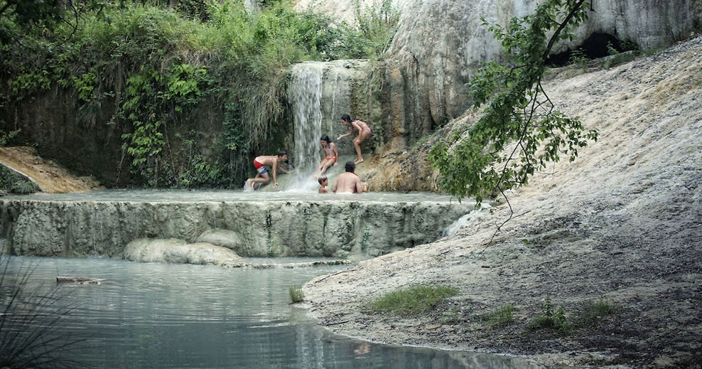 Da bagno vignoni a bagni san filippo passando per seggiano - Dormire a bagno vignoni ...