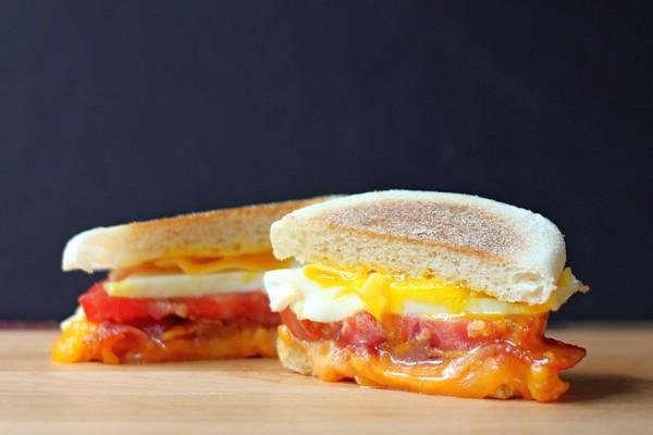 Hello, breakfast! Or lunch. Or dinner. Or mmmmmm bacon.