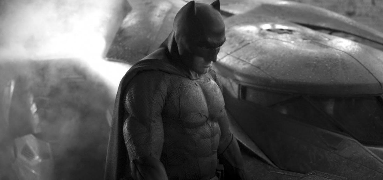 Veja Ben Affleck em imagem inédita de Batman v Superman: Dawn of Justice