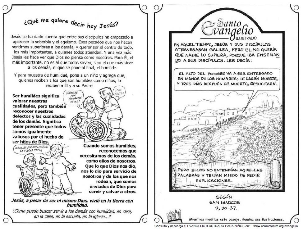 La catequesis el blog de sandra recursos catequesis 25 - Carpinteros en valladolid ...