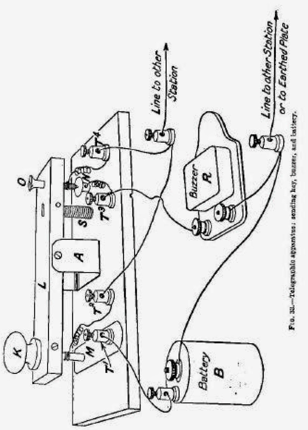 How To Make A Morse Code Generator Ency - Wiring diagram telegraph key