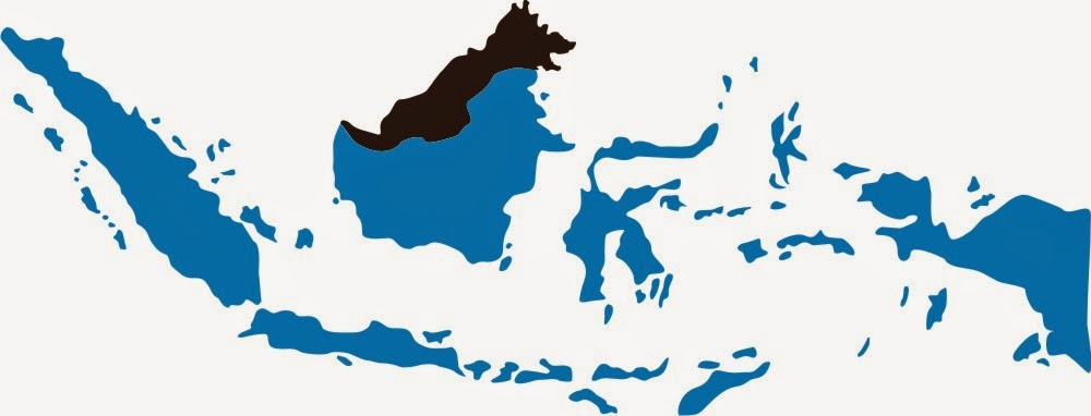 Indonesia Map Vector Cdr