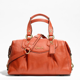 Ready Stock Coach F19247 Vermillion