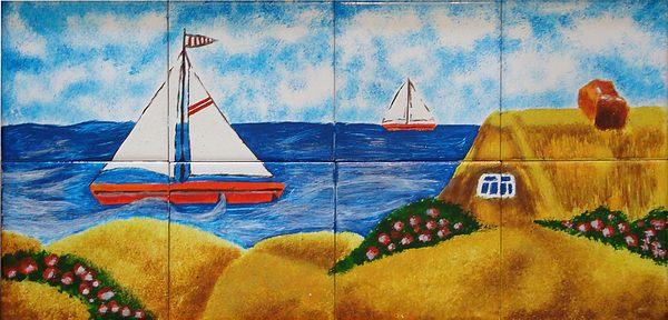 Pintar sobre azulejo econom a hogar y bricolaje - Pintar sobre azulejos ...