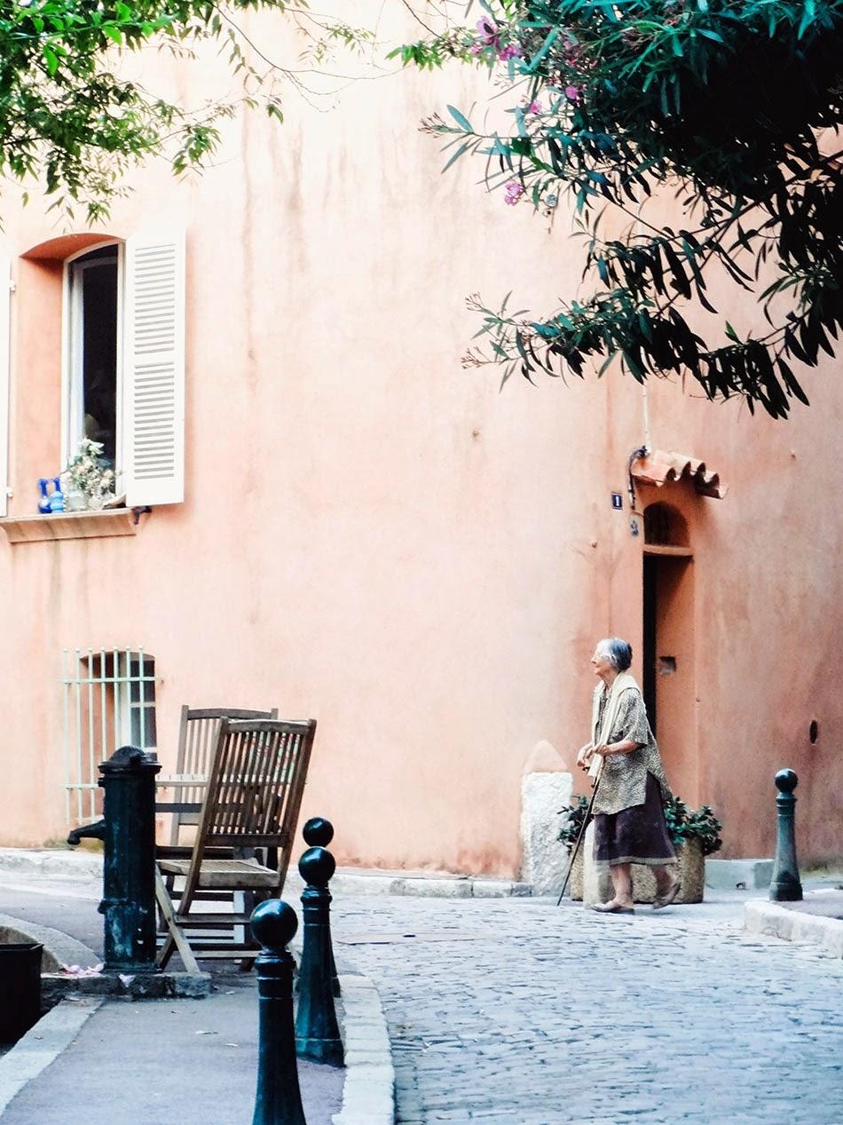 ruelle Saint Tropez