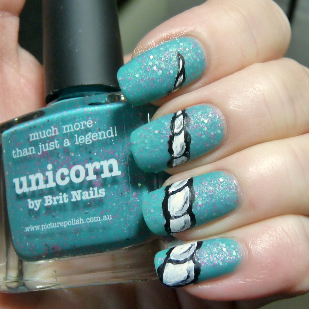 unicorn-nail-art