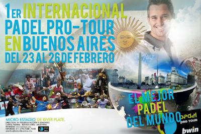Cartel Pro Tour Buenos Aires 2012 Argentina