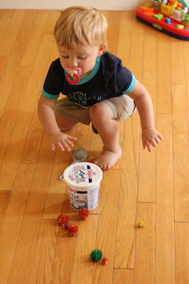 Home Made Toy Toddler Busy Bag Activity