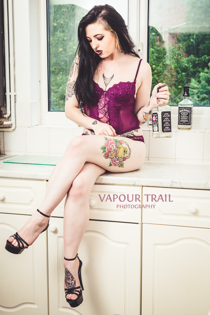 Miss Vanagh Ka by Vapour Trail Photography