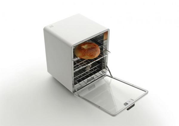 Mini Toaster Oven By Plus Minus Zero Furniturize