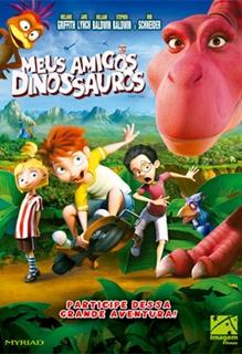 Meus Amigos Dinossauros Torrent – Dual Áudio (2013)