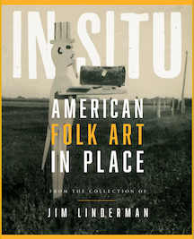 In Situ American Folk Art in Place Book