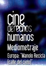 Carátula del DVD: Manolo recicla (calle del cielo)