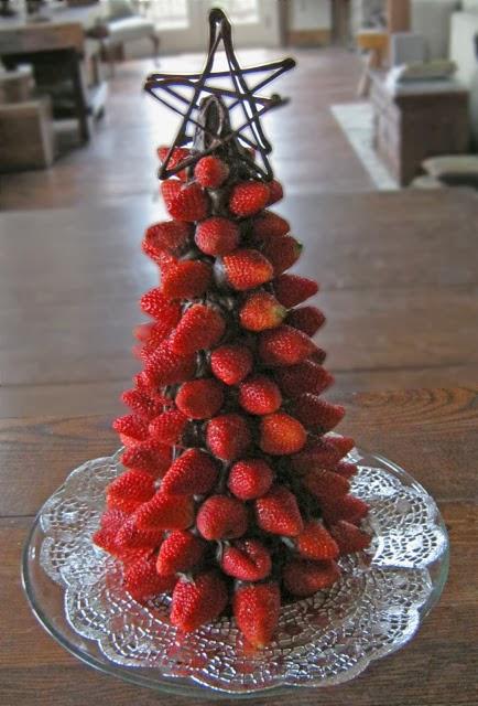 DIY Christmas Tree Craft Ideas Fruit Save Money