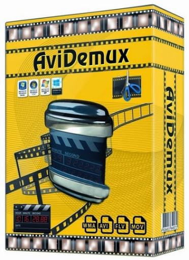 Download AviDemux v2.6.9 Final (x86-x64) Portable