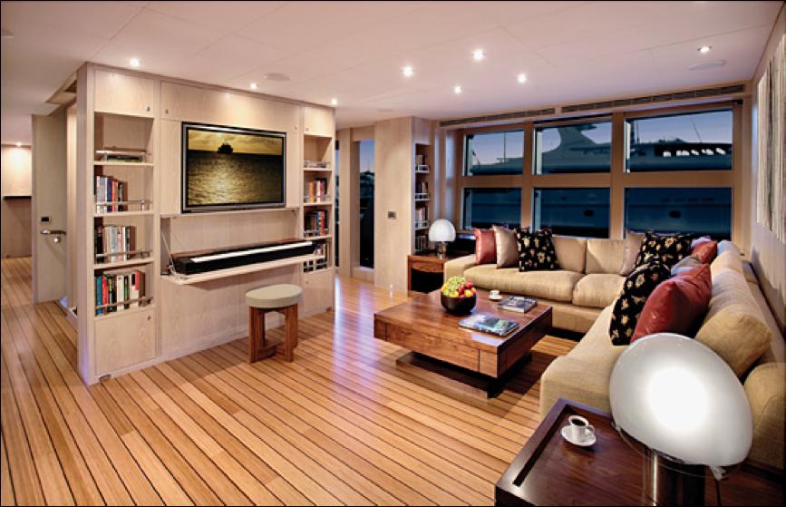 let 39 s decorate online the best yacht interiors. Black Bedroom Furniture Sets. Home Design Ideas