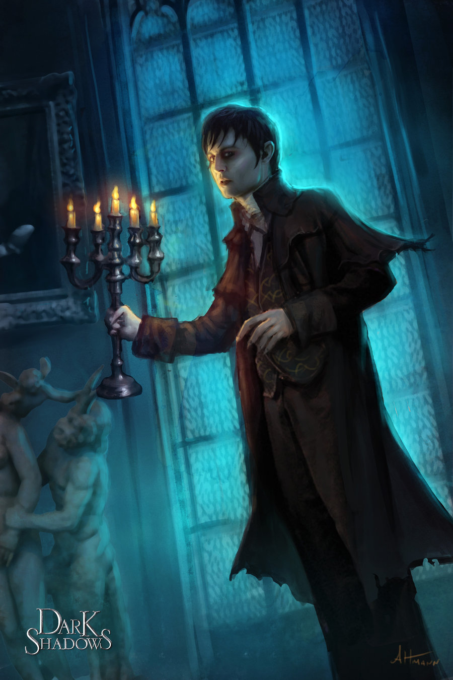 Dark Shadows por scottaltmann