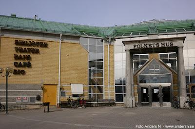 Kalix Folkets Hus Bibliotek