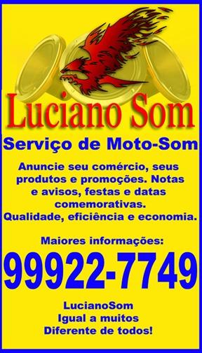 Luciano Som em Carnaiba
